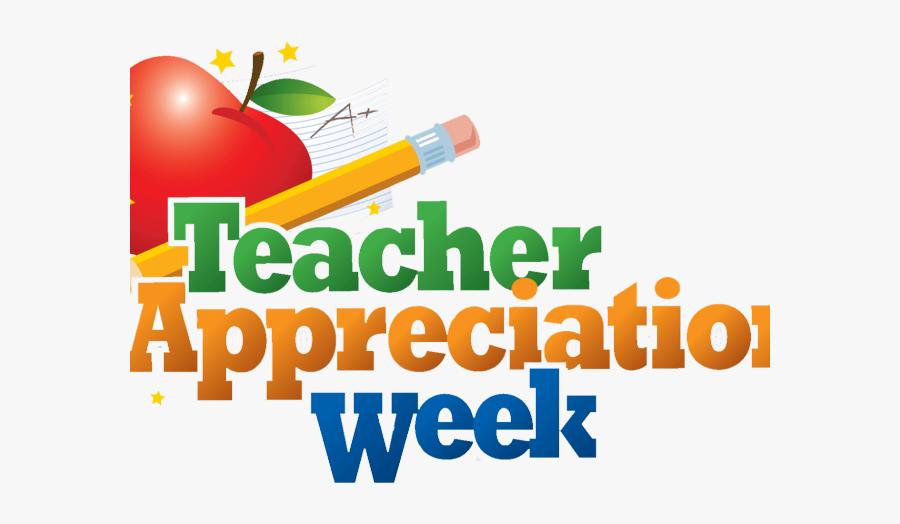 Pastor Clipart Thanks - Teacher Appreciation Week 2019, Transparent Clipart
