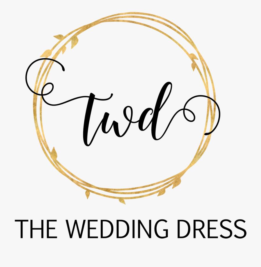 Wedding Dress Ny - Wedding Dress Text Png, Transparent Clipart