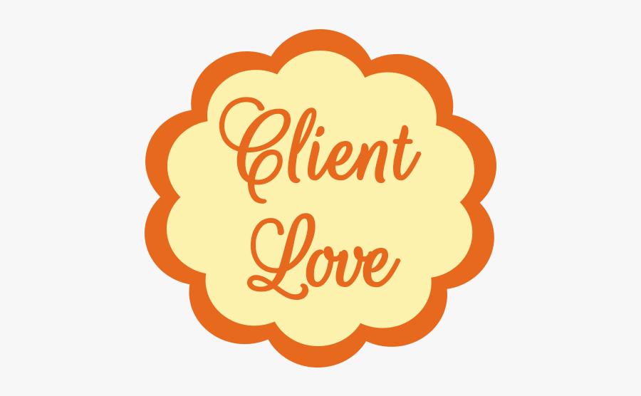 Happy Client - Client Parties Clipart, Transparent Clipart