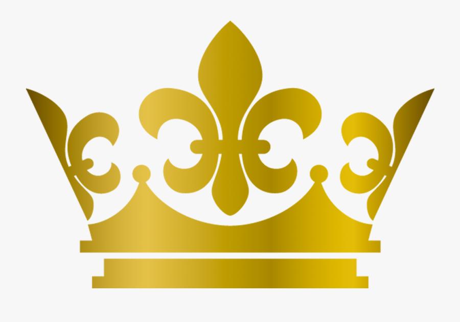 Clipart Crown Golden Crown - Rci Gold Crown, Transparent Clipart