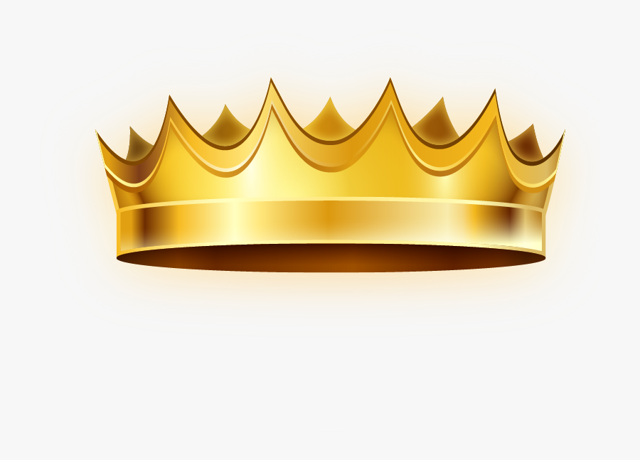 Transparent Gender Reveal Clipart - Gold Crown Png, Transparent Clipart
