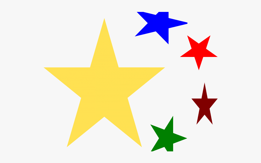 Shooting Star Clipart Whimsical Star - Clipart Yellow Star Transparent Background, Transparent Clipart