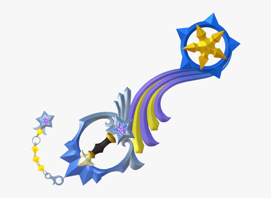 The Keyhole - Kingdom Hearts Shooting Star, Transparent Clipart