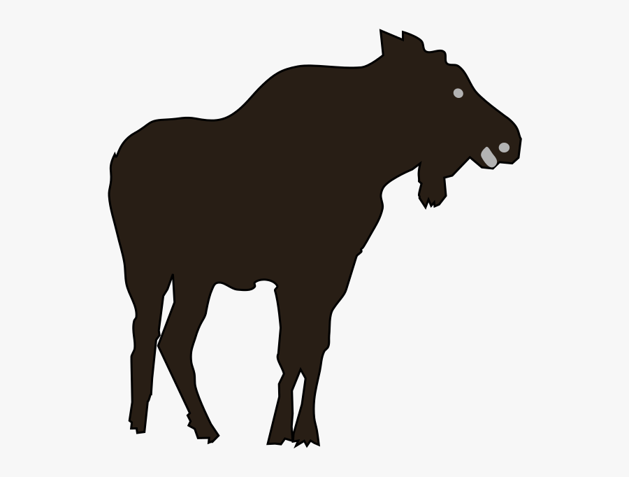 Moose, Transparent Clipart