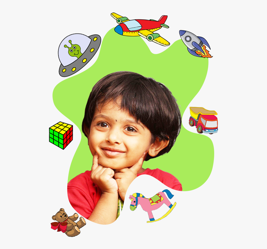 Preschool For Kids - Indian Play School Images Png, Transparent Clipart