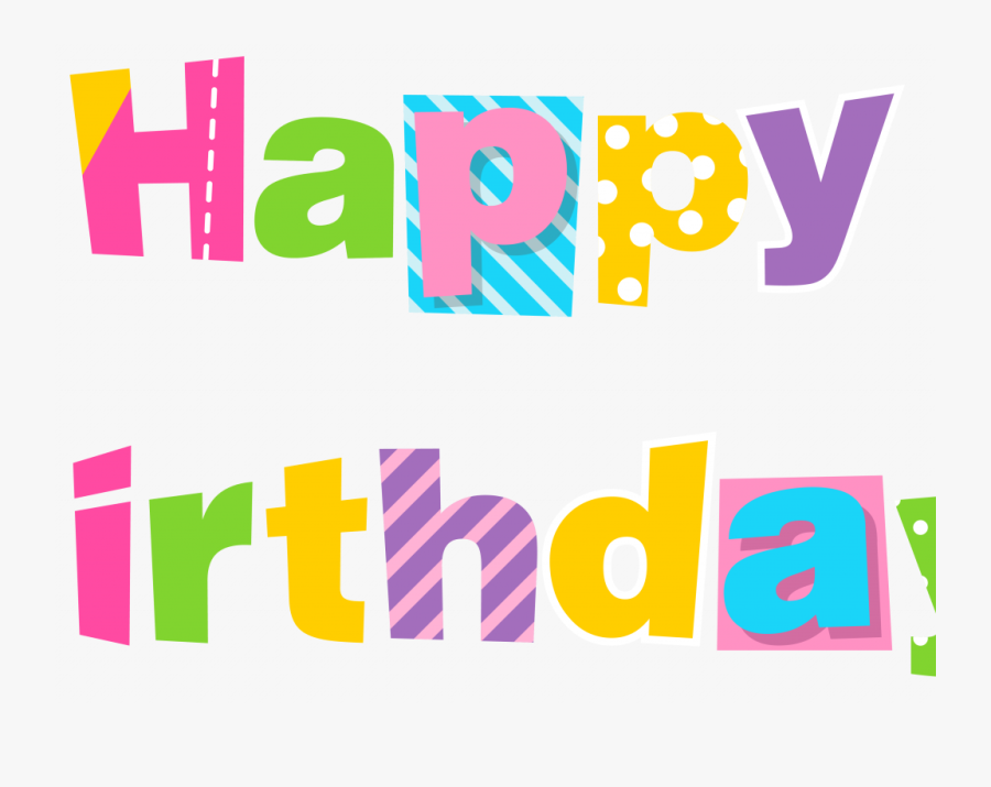 Sensational Design Happy Birthday Clipart For Brother - Graphic Design, Transparent Clipart