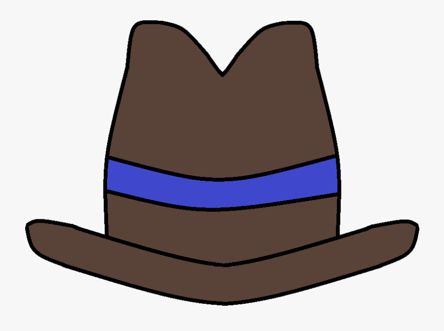 Cowgirl Hat Clipart - Cowboy Hat Clipary, Transparent Clipart