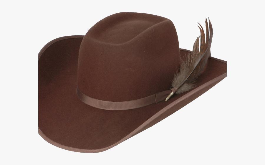 Transparent Witch Stirring Cauldron Clipart - Cowboy Hat, Transparent Clipart