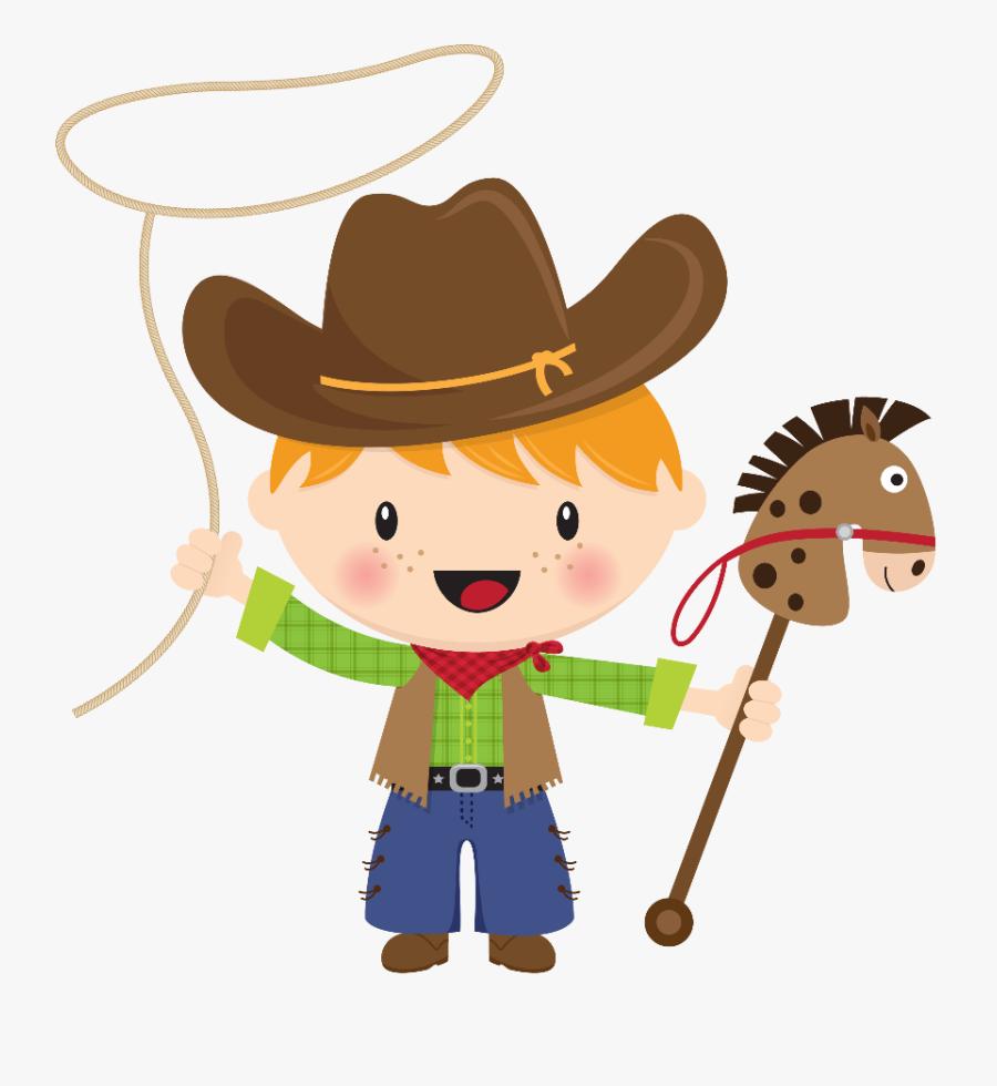 Cowboy Hat Clipart Cowboy Indian - Caballito De Palo Dibujo, Transparent Clipart