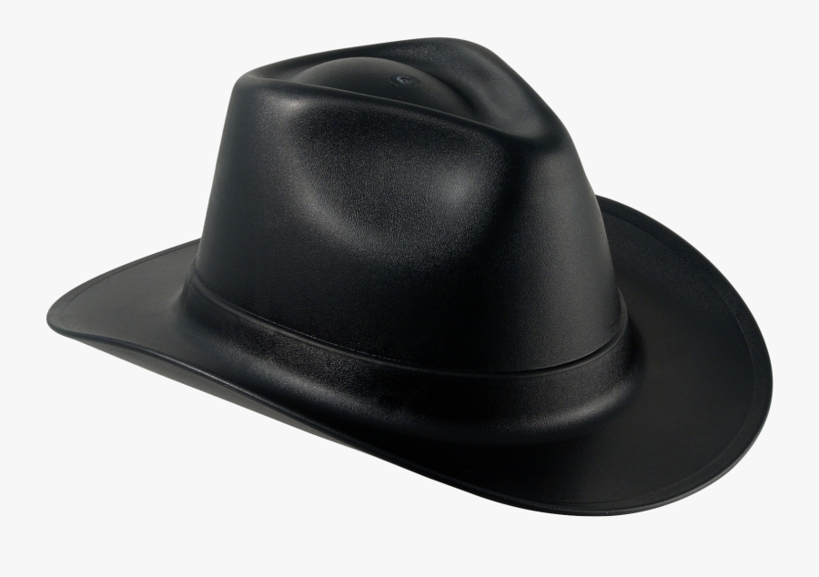 Black Cowboy Hat Png, Transparent Clipart