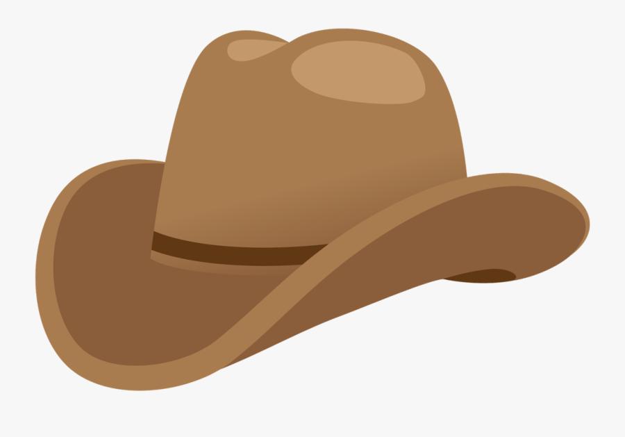 Cowboy Hat Clipart Picsart - Clipart Cowboy Hat Transparent Background, Transparent Clipart