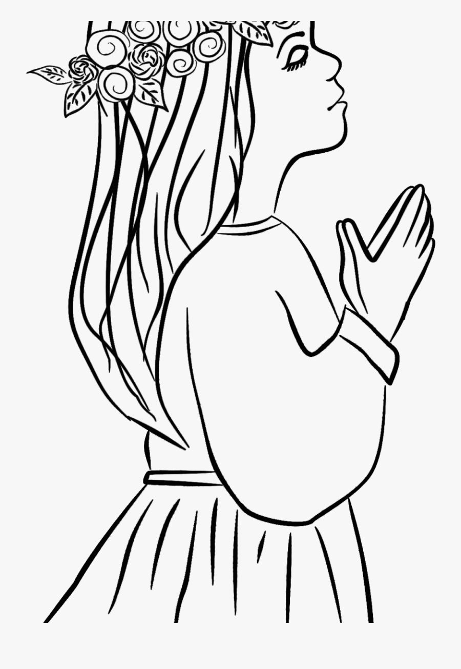 Catholic Drawing First Communion Clip Art Transparent - Catholic First Holy Communion Clipart, Transparent Clipart