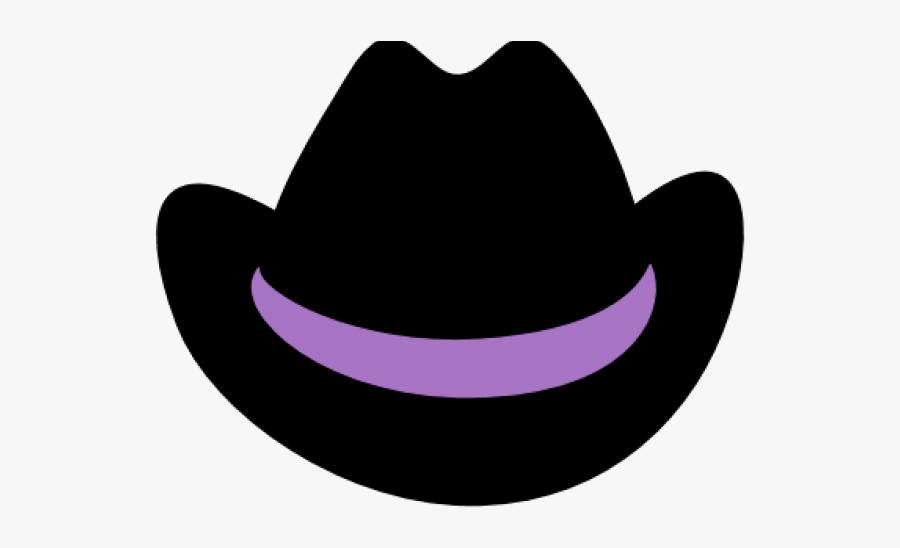 Pink Cowboy Hat Clipart, Transparent Clipart
