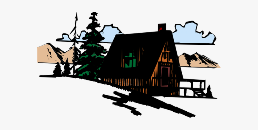 House Away From People Quotes, Transparent Clipart