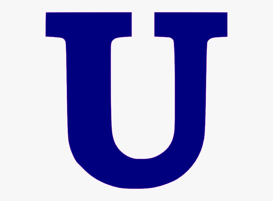 U Letter Blue Clip Art At Clker - Clip Art Letter U, Transparent Clipart