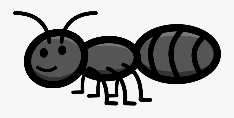 Literary Hoots - Ant For Kids, Transparent Clipart