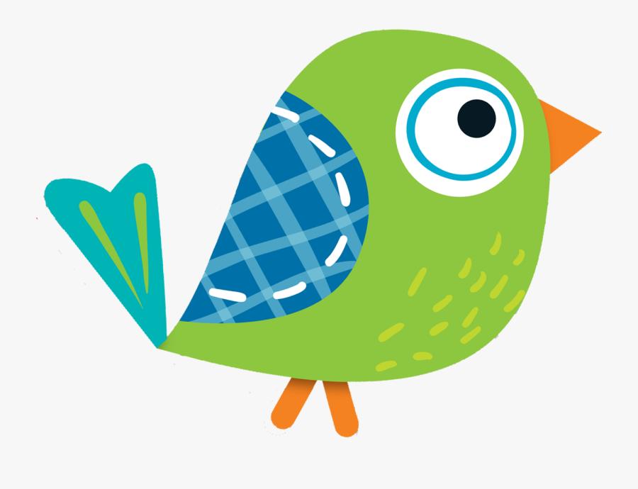 Fiction Comprehension Questions - Clip Art Picture Of 4 Birds, Transparent Clipart