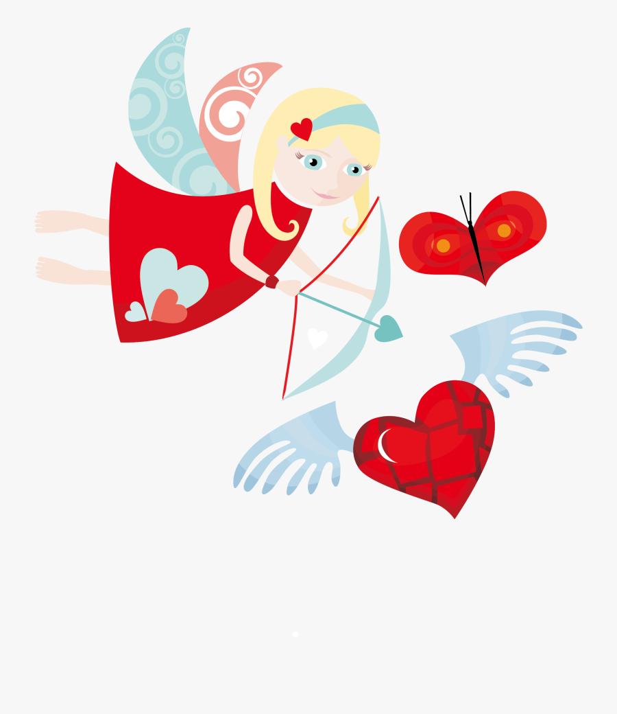 Clip Art Love Cdr Icon Valentine - Love Vector, Transparent Clipart