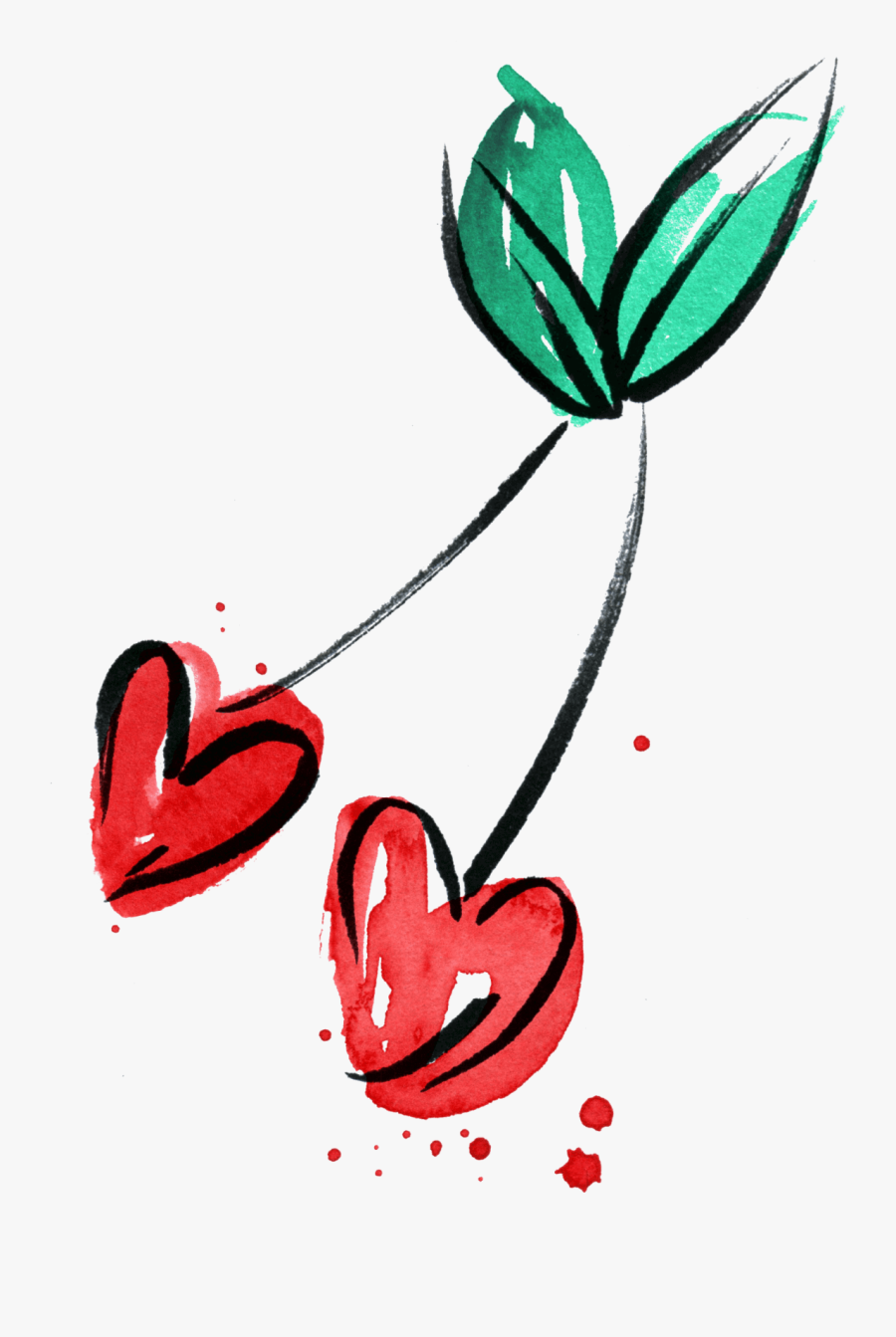 """One Of Jordan Kay""""s Free Illustrations For Use In Valentine""""s - Valentines Day Card Clipart, Transparent Clipart"""