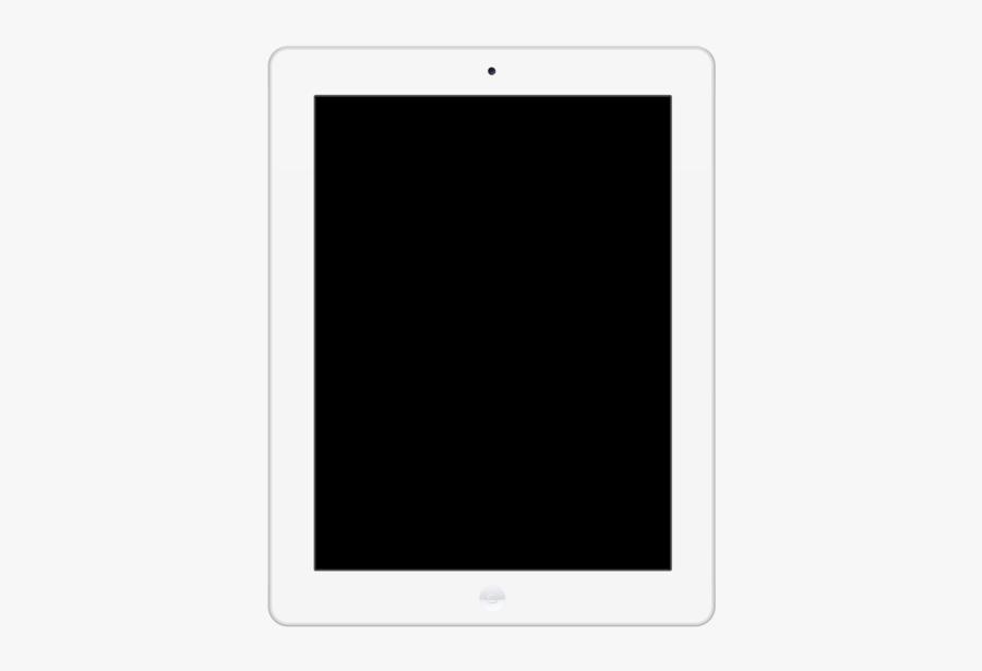 Clip Art Mockuphone Mockup Tablet - Tablet Computer, Transparent Clipart