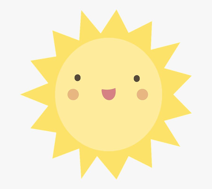 Sun, Sunny, Landscape, Summer, Sky, Nature, Clouds - Flag Of Nepal Png, Transparent Clipart