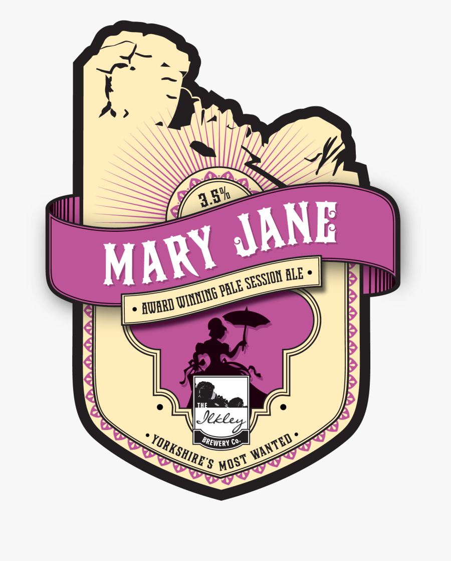 Ilkley Mary Jane, Transparent Clipart