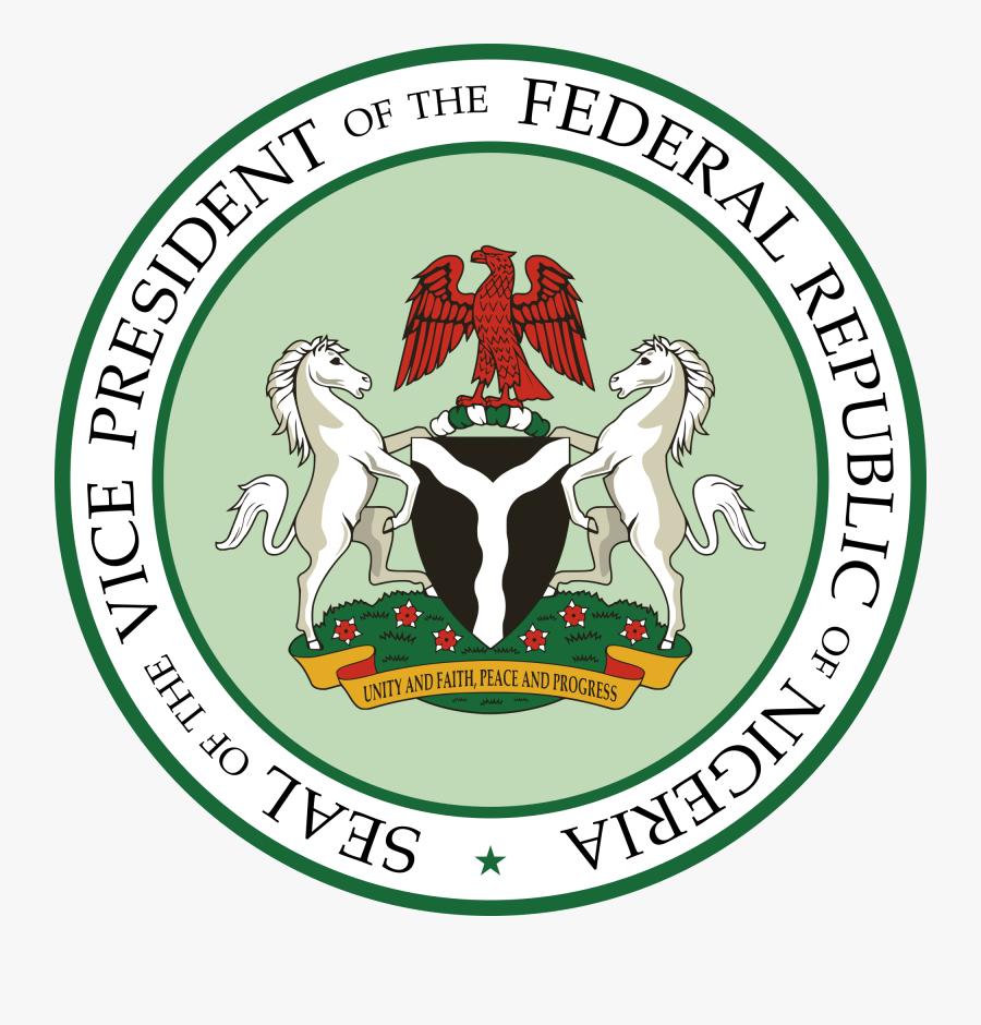 Clip Art Federal Presidential Republic - Federal Republic Of Nigeria, Transparent Clipart