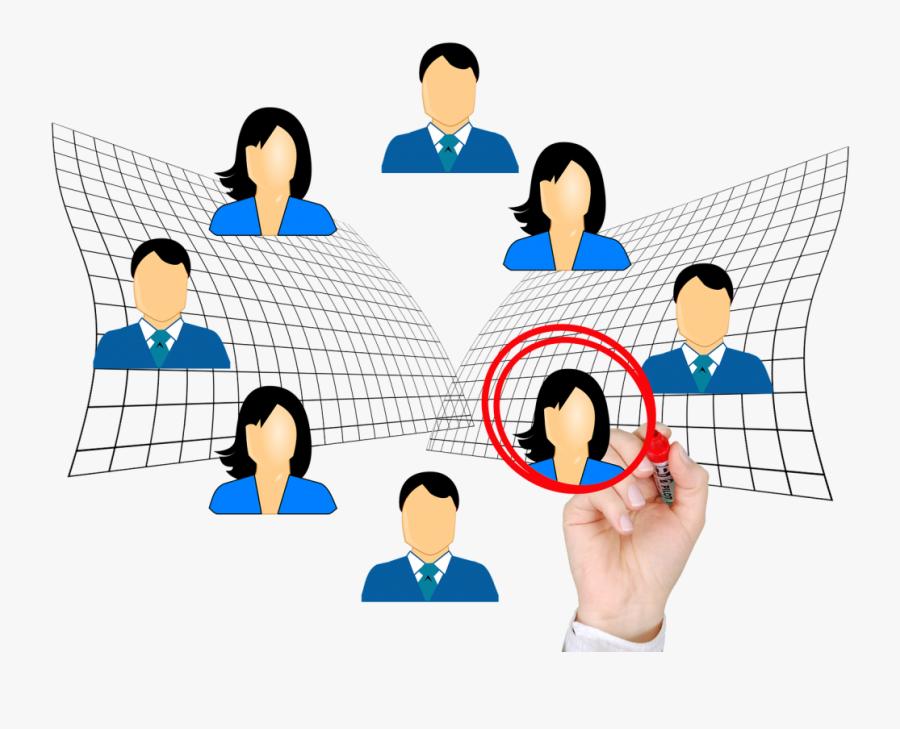 La Mujer Directora De Hotel - Funcion Del Personal De Una Empresa, Transparent Clipart