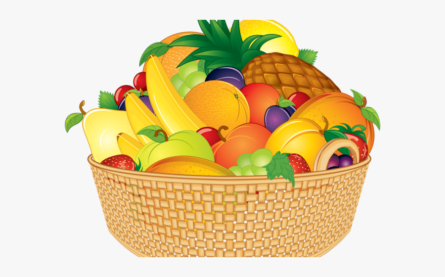 Food Clipart Basket - World Food Day 2019 Theme, Transparent Clipart