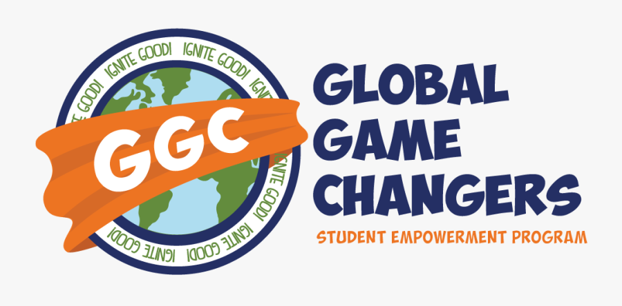 Global Game Changers Student Empowerment Program - Graphic Design, Transparent Clipart