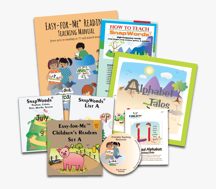 "Easy For Me™ Teaching Kit, Grades K 1""  Class=""lazyload - Cartoon, Transparent Clipart"
