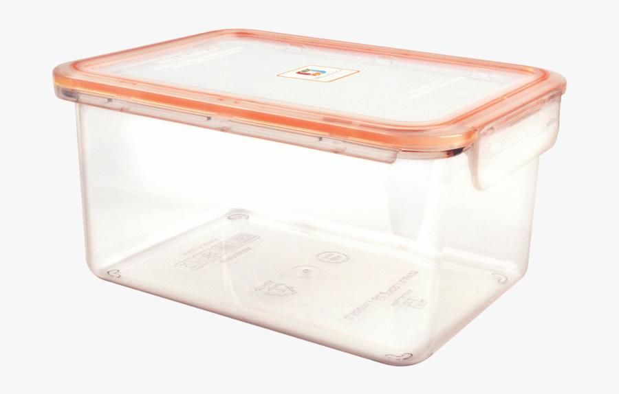 Transparent Storage Bin Clipart - Box, Transparent Clipart