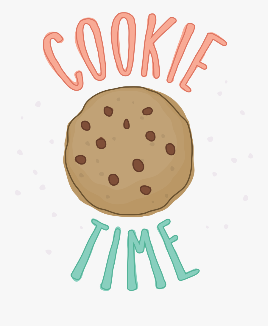 Chocolate Chip Cookie Clipart , Png Download - Chocolate Chip Cookie, Transparent Clipart
