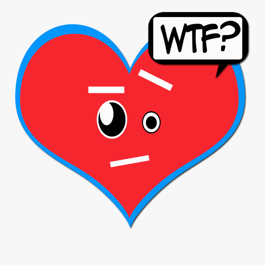 Scratching My Head - Confused Love, Transparent Clipart