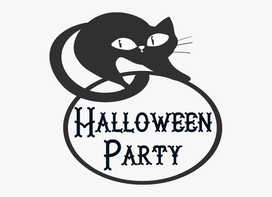 5 Halloween Monogram Maker Designs For Birthday Invitations Cartoon Free Transparent Clipart Clipartkey
