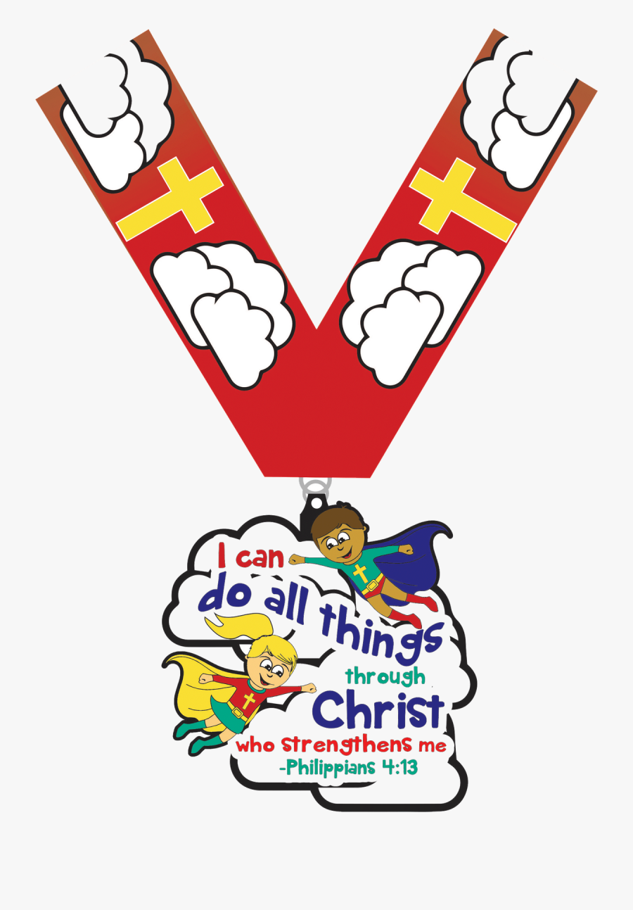 Can Do All Things Through Christ Clipart, Transparent Clipart
