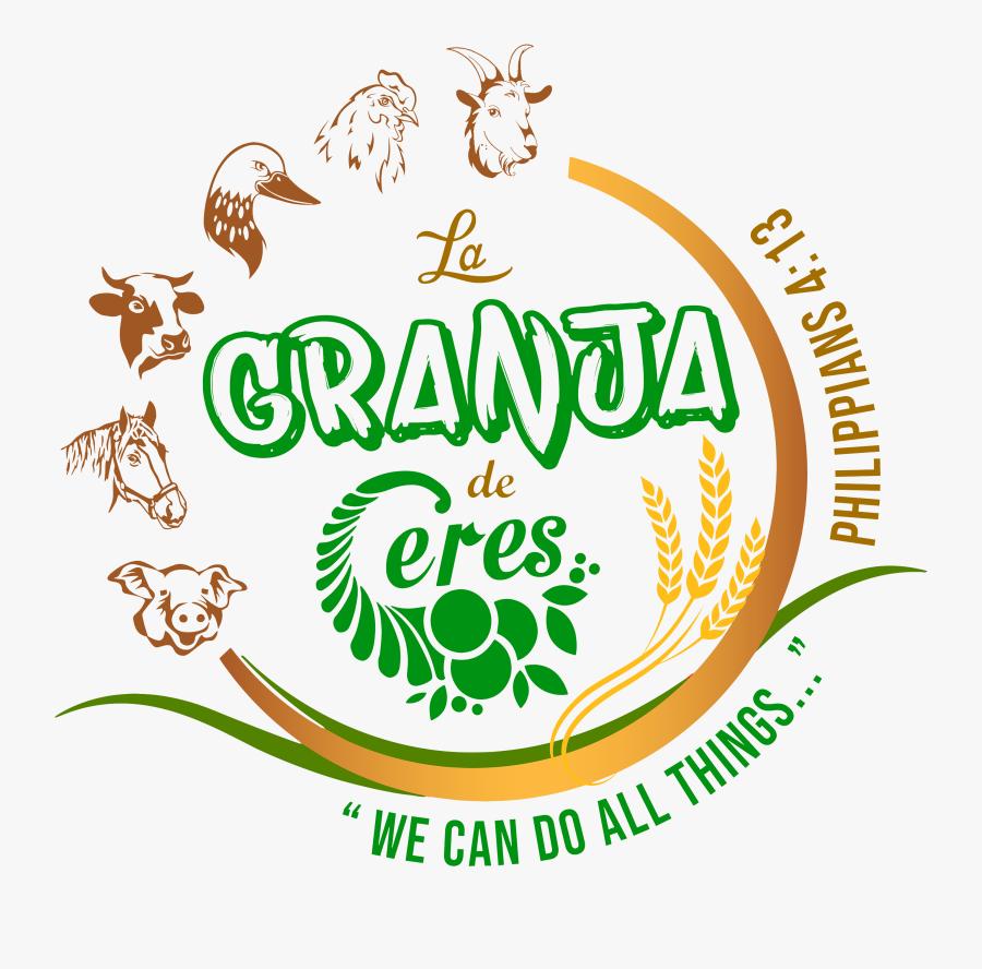 La Granja De Ceres - Cornucopia, Transparent Clipart