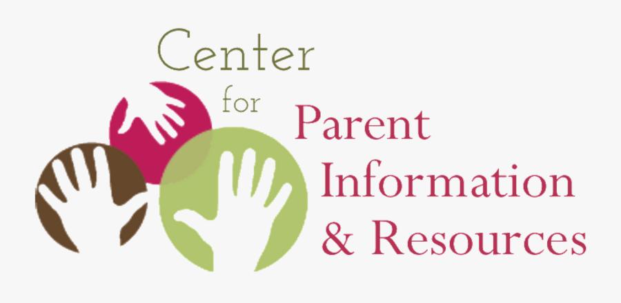 Center For Parent Information And Resources, Transparent Clipart