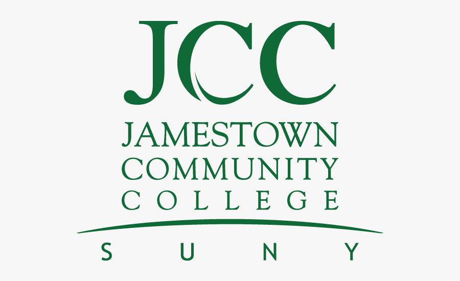 Green Primary Jcc Logo - Jamestown Community College, Transparent Clipart