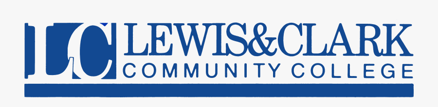 Lewis And Clark Community College - Lewis And Clark Community College Logo, Transparent Clipart
