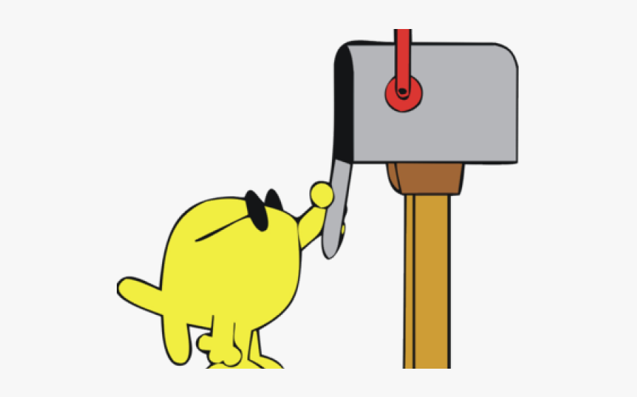 Mailbox Clipart Clip Art - Check Mail Clipart, Transparent Clipart