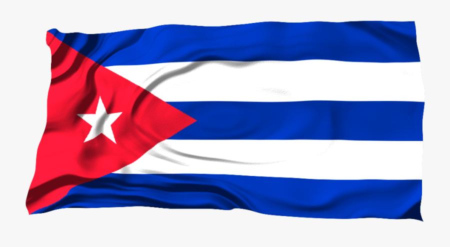 Transparent Rebel Flag Png - Flag Of Cuba Png, Transparent Clipart