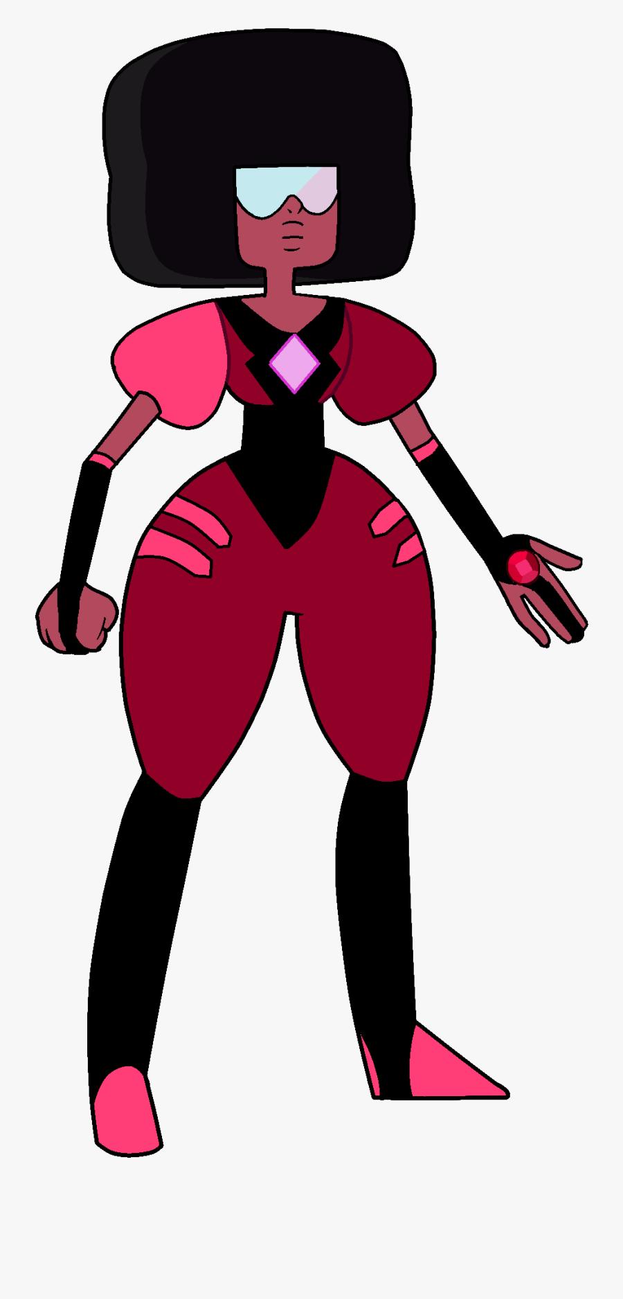 Fart Clipart Steven Universe Garnet - Garnet Diamond Steven Universe, Transparent Clipart