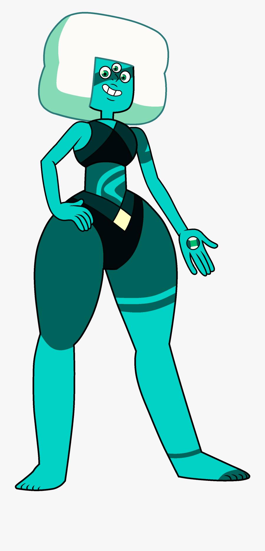 Image Garnet Malachite Png - Steven Universe Malachite Garnet, Transparent Clipart