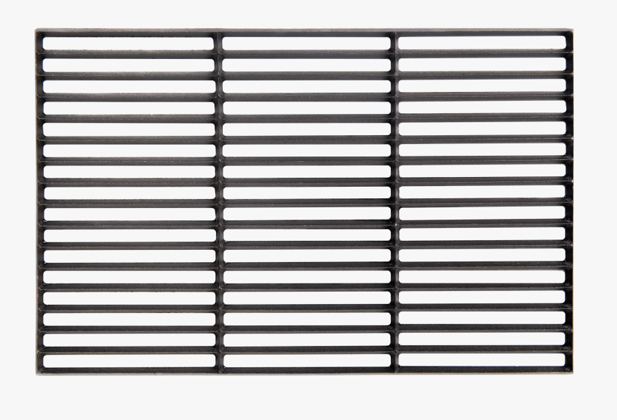 5 Cast Iron Grill Grate Traeger Wood Fired Grills - Grate Grill, Transparent Clipart