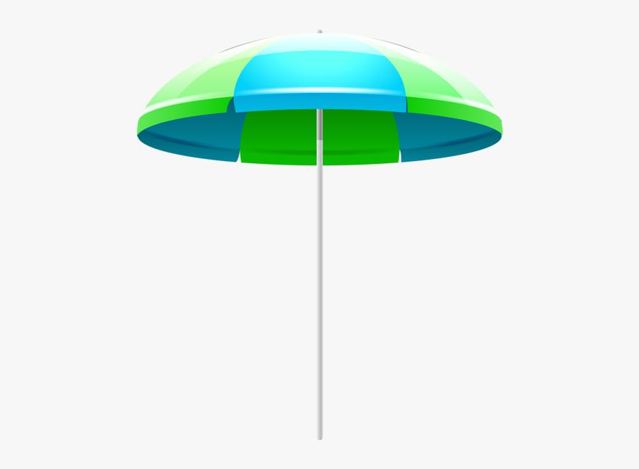 Beach Umbrella Png Hd, Transparent Clipart