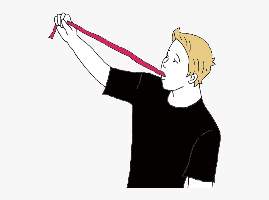 Pulling Something From Mouth Dream - Pulling Hair Out Of Mouth Dream Meaning, Transparent Clipart