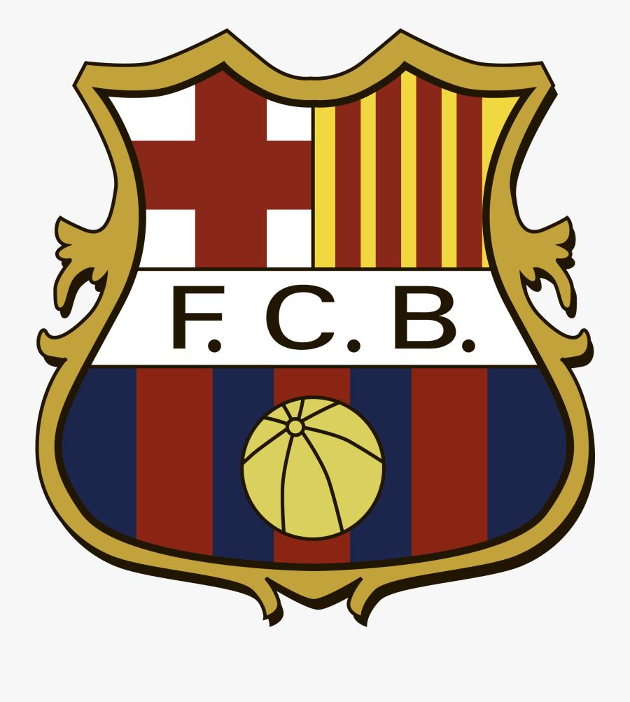 Logo Barcelona Di Dream League Soccer, Transparent Clipart