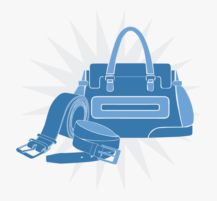 Custom Repairs - Bag Cobbler Logo Repair, Transparent Clipart