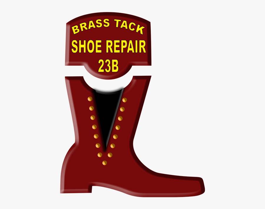 Cowboy Boot, Transparent Clipart